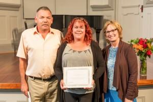 Keith Award Pres